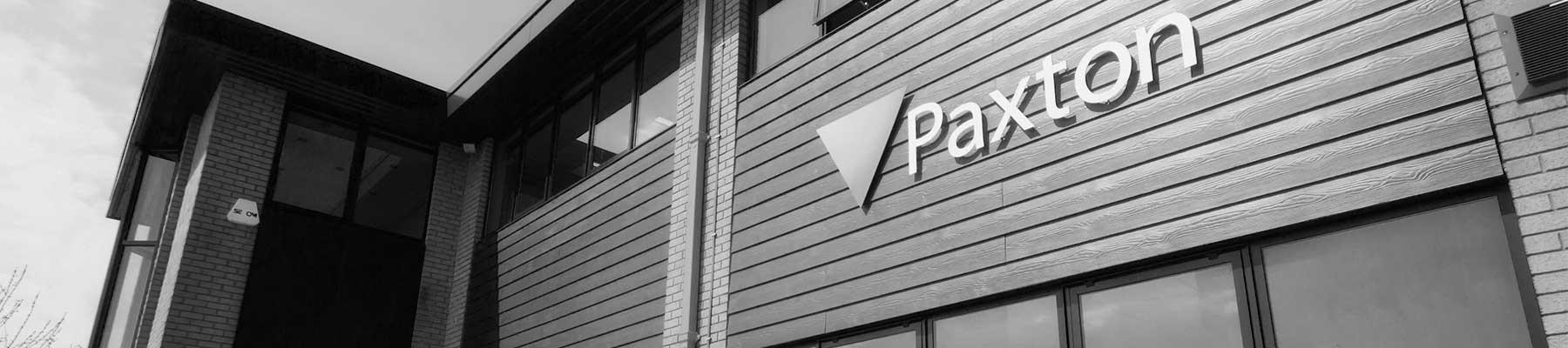 Paxton Installer Northampton