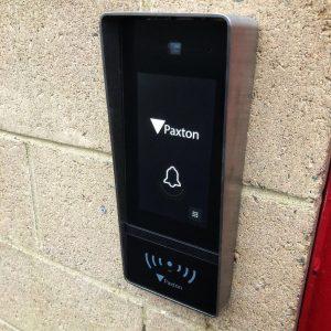 Paxton Touch Panel Intercom