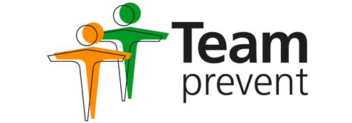 Team Prevent Logo