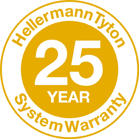 HellermannTyton 25 Year Warranty