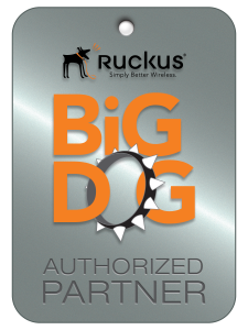 Ruckus Authorized Partner