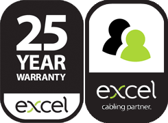 Excel Networking Approved Cabling Partner