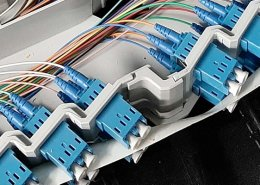 Blown Fibre Terminating